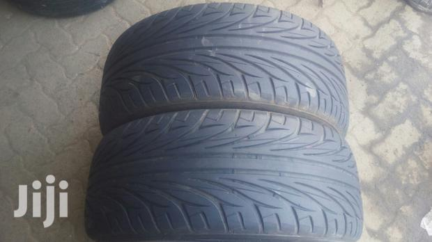 The Tyre Is Size 225 /55/16