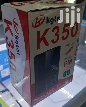 New Kgtel K350 512 MB Black