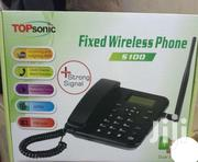 Topsonic Fixed Wireless Phone S100 | Home Appliances for sale in Nairobi, Nairobi Central