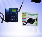 GSM Desktop Phones Topsonic S100 Landline With Dual Sim Card Slot | Home Appliances for sale in Nairobi, Nairobi Central