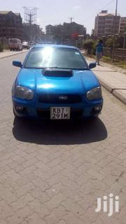Subaru Impreza 2005 Blue | Cars for sale in Nairobi, Nairobi West
