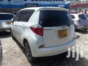 Toyota Ractis 2010 White | Cars for sale in Mombasa, Tudor