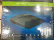 Linksys E1200 Router | Networking Products for sale in Uasin Gishu, Huruma (Turbo)