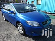 New Toyota Fielder 2012 Blue | Cars for sale in Nairobi, Embakasi