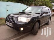 Subaru Forester 2007 Black | Cars for sale in Nairobi, Parklands/Highridge