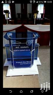 Church or Conference Podiums | Furniture for sale in Laikipia, Nanyuki