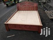 Mahogany Bed 4*6 Feets | Furniture for sale in Nairobi, Nairobi Central