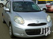Nissan March 2012 Silver   Cars for sale in Nairobi, Kahawa