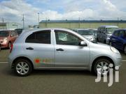 Nissan March 2012 Silver | Cars for sale in Nairobi, Kahawa