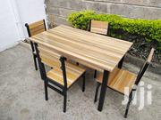 Wooden Dining Table Set | Furniture for sale in Nairobi, Nairobi Central