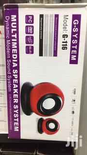 Multimedia Usb Twin Speakers | Audio & Music Equipment for sale in Nairobi, Nairobi Central