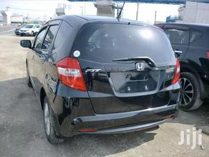 Honda Fit 2013 Black