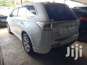 Mitsubishi Outlander 2013 White | Cars for sale in Mombasa, Shimanzi/Ganjoni