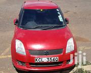 Suzuki Swift 2010 1.4 Red | Cars for sale in Nandi, Kapsabet