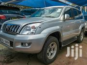 Toyota Land Cruiser Prado 2004 Gray | Cars for sale in Nairobi, Karura