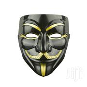 V For Vendetta Guy Fawkes Anonymous Halloween Party Masquerade Mask | Clothing Accessories for sale in Nairobi, Mountain View