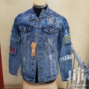 Unisex Quality Latest Designer Denim Jackets | Clothing for sale in Nairobi, Nairobi Central
