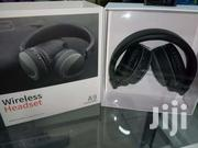 Celebrat Wireless Headset A9 | Accessories for Mobile Phones & Tablets for sale in Nairobi, Nairobi Central