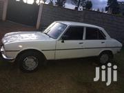 Peugeot 504 1997 White | Cars for sale in Nairobi, Kitisuru
