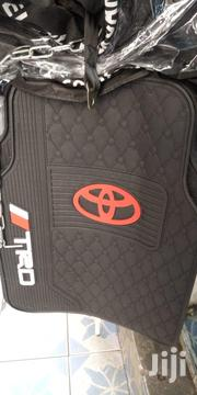 Branded Heavy Duty Full Rubber Car Floor Mats (5pcs Set) | Vehicle Parts & Accessories for sale in Nairobi, Nairobi South