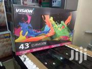 Vision 43inches Curved Smart Tv | TV & DVD Equipment for sale in Nairobi, Nairobi Central