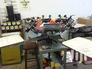 4 Color 4 Station Screen Printer/Printing Machine | Printing Equipment for sale in Nairobi, Nairobi Central