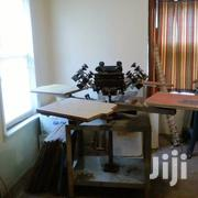 New Manual Screen Printing Machine | Printing Equipment for sale in Nairobi, Nairobi Central