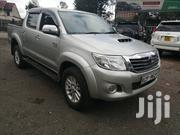 Toyota Hilux 2012 2.5 D-4D 4X4 SRX Silver | Cars for sale in Nairobi, Nairobi Central