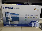 Skyview Smart Android 4K Uhd Tv 50 Inch | TV & DVD Equipment for sale in Nairobi, Nairobi Central