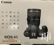 Canon EOS 6D 20.2MP Digital SLR Camera (24-105mm IS Kit Lens) | Cameras, Video Cameras & Accessories for sale in Nairobi, Nairobi Central