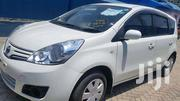 Nissan Note 2012 White | Cars for sale in Mombasa, Likoni