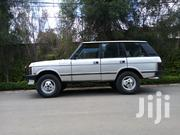 Land Rover Range Rover Vogue 1988 Silver | Cars for sale in Nairobi, Karen