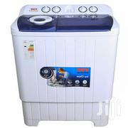 VON VALW-07MLB Twin Tub Washing Machine - White - 7kg | Home Appliances for sale in Mombasa, Bamburi