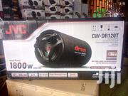 JVC 1800watts Bass Tube Brand New In Shop | Audio & Music Equipment for sale in Nairobi, Nairobi Central