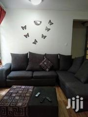 L Shaped Sofa Fairly New | Furniture for sale in Kiambu, Kihara