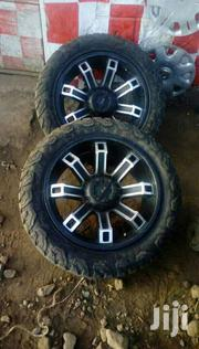 Offset Rims With Tyres | Vehicle Parts & Accessories for sale in Nairobi, Mugumo-Ini (Langata)