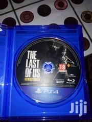 Playstation 4 Game Last of Us Remastered | Books & Games for sale in Mombasa, Mkomani