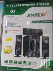 New Ampex 3.1 Subwoofer   Audio & Music Equipment for sale in Nairobi, Nairobi Central