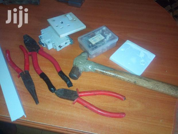 Archive: Looking For A Qualified Electrician?