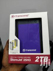 Transcend 2TB Hard Disk | Computer Accessories  for sale in Nairobi, Nairobi Central