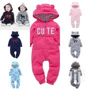 Kids Warm Fleece Rompers | Children's Clothing for sale in Nairobi, Nairobi Central