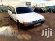 Toyota Corolla 2001 White | Cars for sale in Nairobi, Komarock
