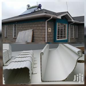 Upvc Gutters Supply And Fix