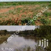 55 Acres Of Red Well Drained Soils On Quick Sale | Land & Plots For Sale for sale in Embu, Mbeti South