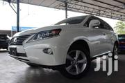 Lexus RX 2013 White | Cars for sale in Mombasa, Ziwa La Ng'Ombe
