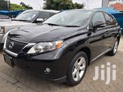 Lexus RX 2013 Black | Cars for sale in Mombasa, Ziwa La Ng'Ombe