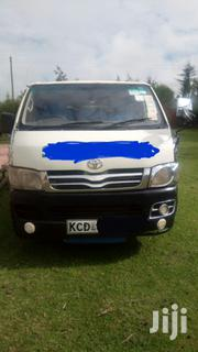 Toyota HiAce 2006 White | Cars for sale in Kajiado, Kitengela