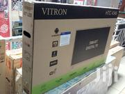 Vitron 43 Inch Android Smart Tv With Google Playstore Netflix Youtube | TV & DVD Equipment for sale in Nairobi, Nairobi Central