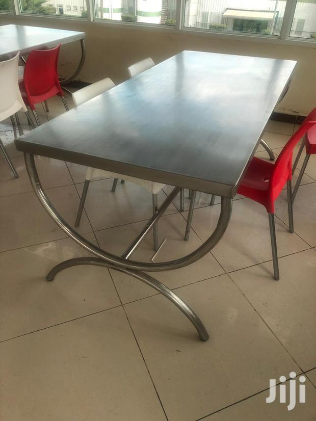 Stainless Steel Tables/Tops