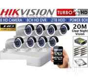 EIGHT Turbo HD HIK-VISION CCTV Cameras Security Surveillance System | Security & Surveillance for sale in Nairobi, Nairobi Central